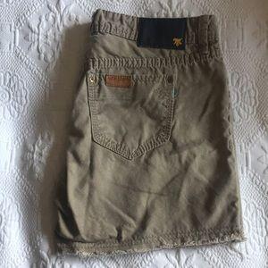 MEK DNM shorts